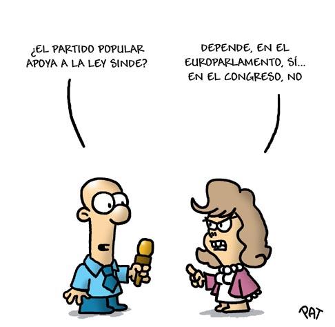 Tomando turrón (Tira cómica recogida de loscalvitos.com)