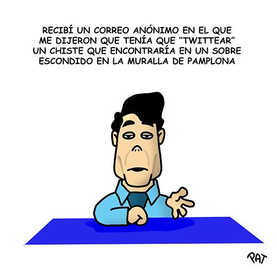Ignacio Gonzalez Twitter