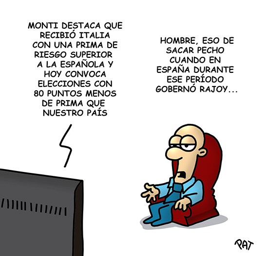 Monti Rajoy