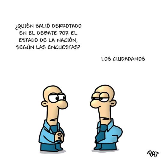 Rajoy Rubalcaba debate