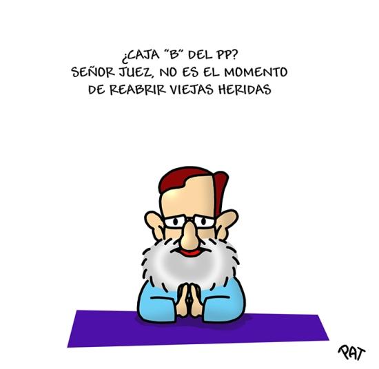 Rajoy caja B