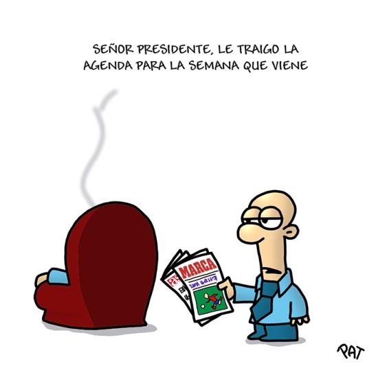 Rajoy futbol