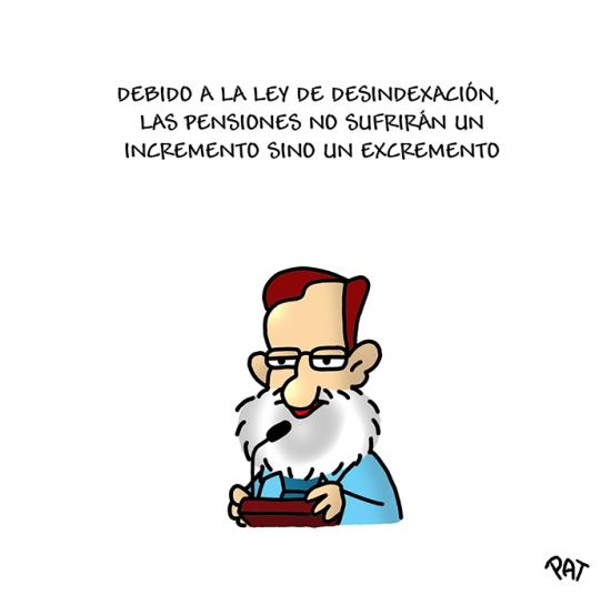 Rajoy pensiones