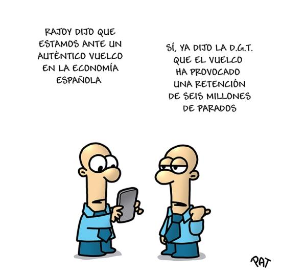 Rajoy vuelco
