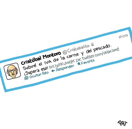 Montoro Twitter