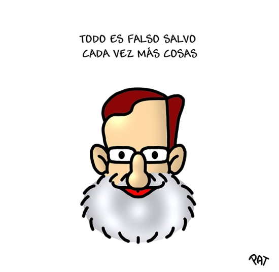Rajoy Barcenas Cascos Cospedal