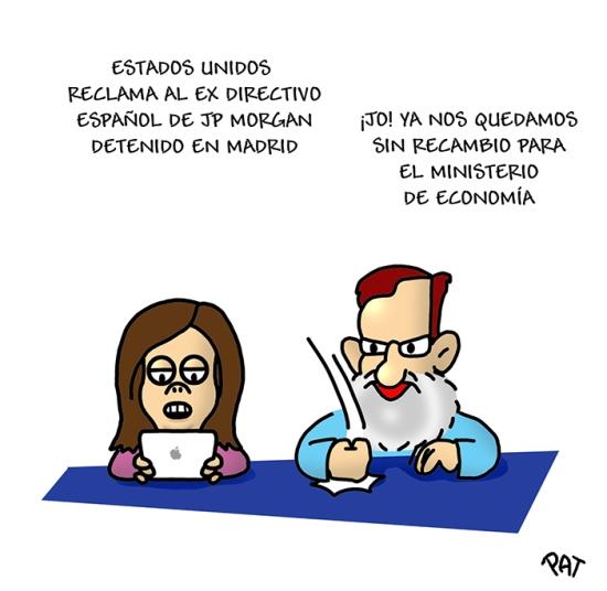 Rajoy cambio de gobierno