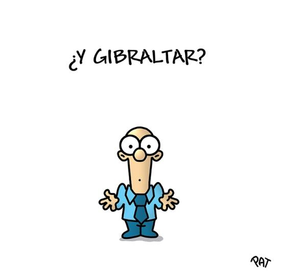Gibraltar acaba