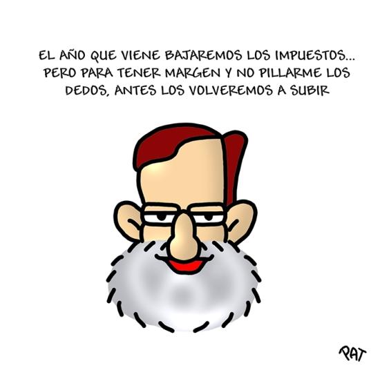 Rajoy bajada impuestos