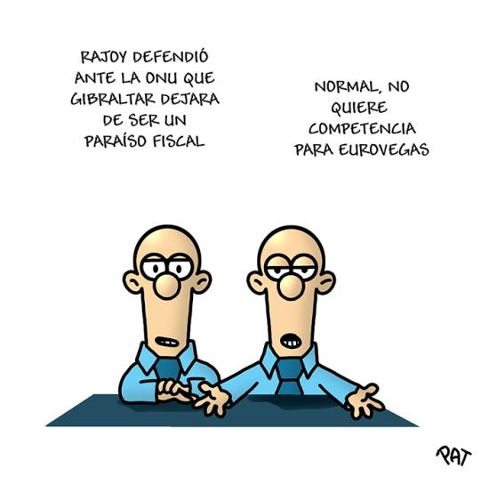 Rajoy Gibraltar