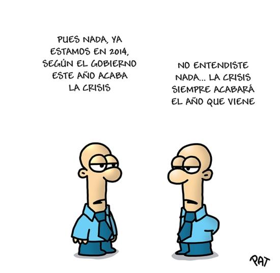 Crisis fin