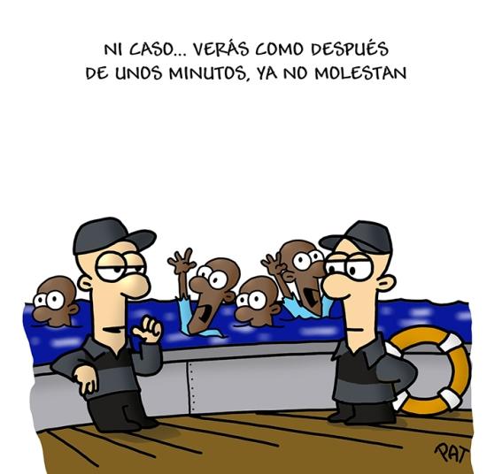 Inmigrantes Ceuta