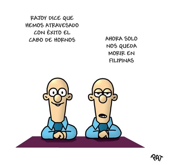 Rajoy debate estado
