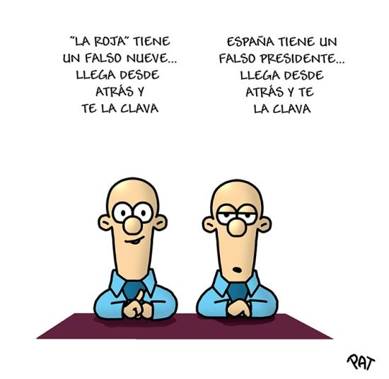Rajoy la Roja
