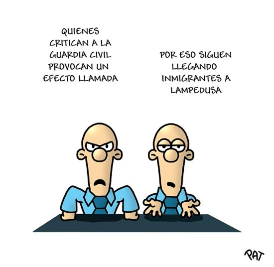 Ceuta efecto llamada