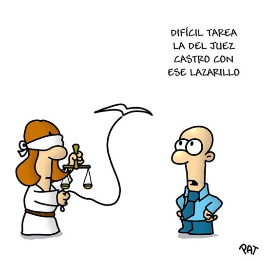 Justicia lazarillo