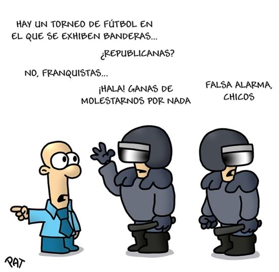 franquistas1% - Humor salmón