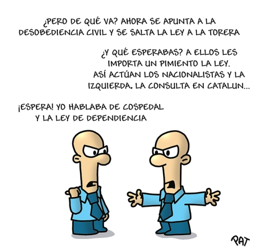 Catalunya desobediencia civil