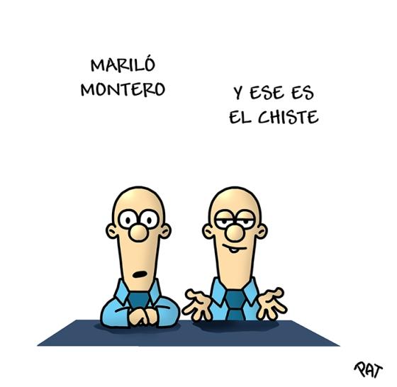 Marilo Montero QEPD
