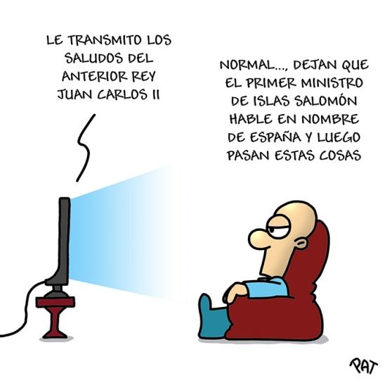 Rajoy Juan Carlos II