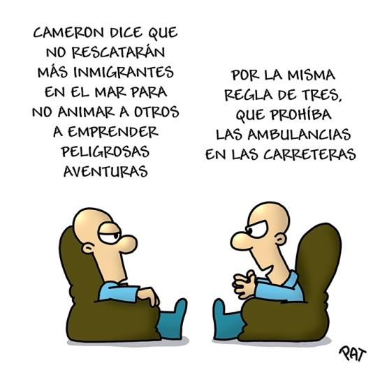 Cameron inmigrantes