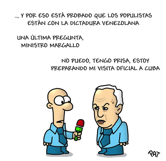 Margallo populismos