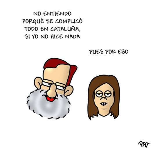 Rajoy Cataluna