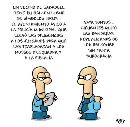 Sabadell nazis