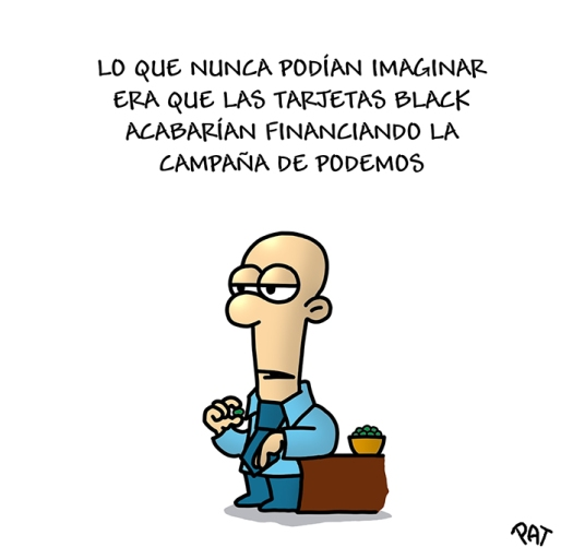 Tarjetas Black