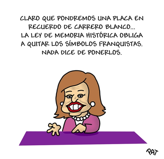 Ana Botella Carrero Blanco