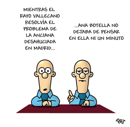 Ana Botella desahucios