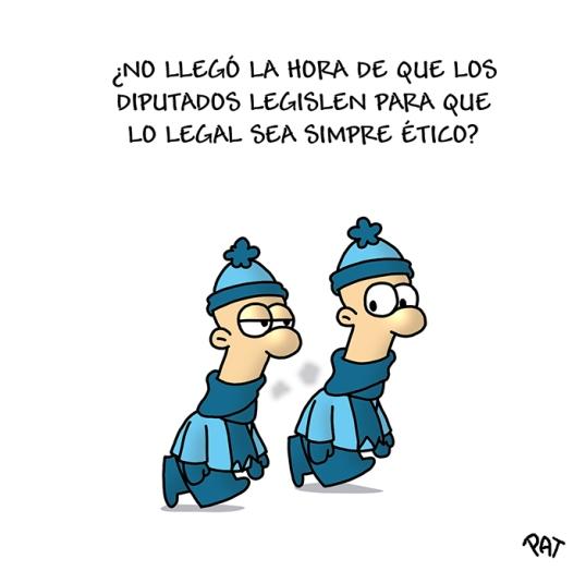 etico-legal% - Humor salmón