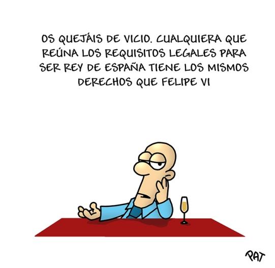 Felipe VI democracia