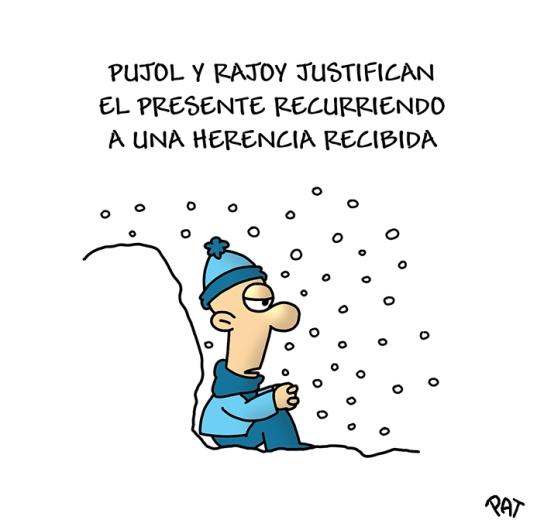Rajoy Pujol