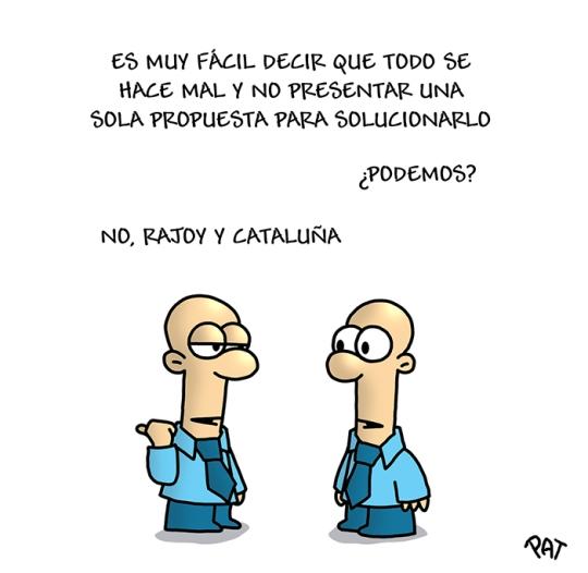 Rajoy soluciones