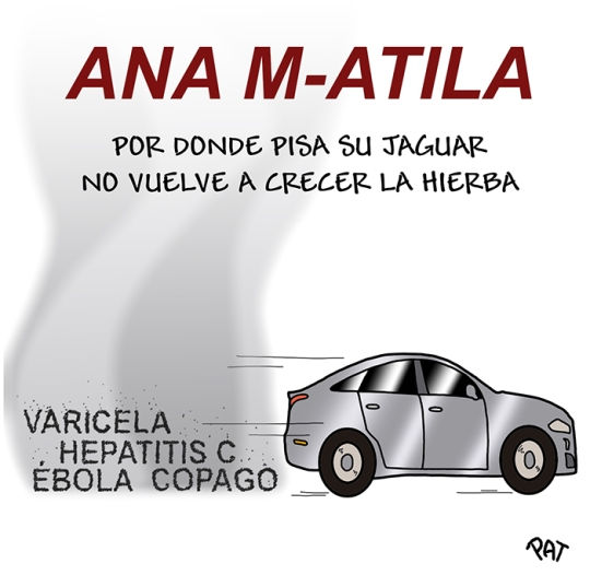 Ana Mato Atila