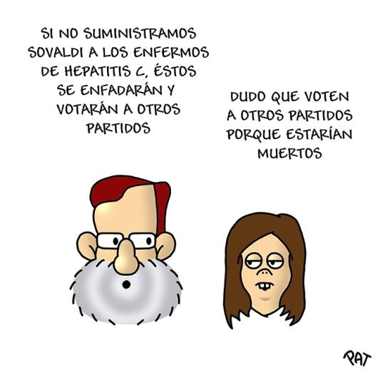 Rajoy hepatitis c