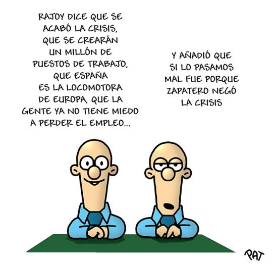 Rajoy recuperacion