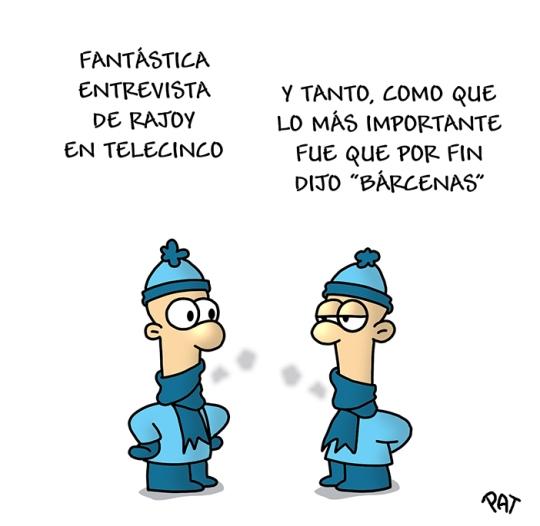 Rajoy Telecinco