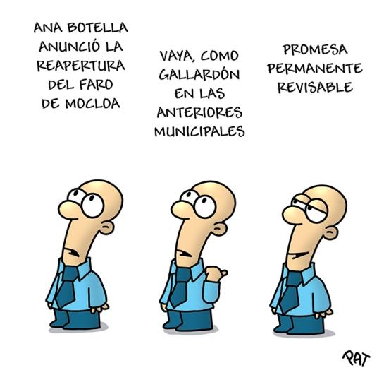 Ana Botella faro