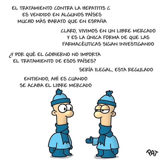 Hepatitis C y los mercados