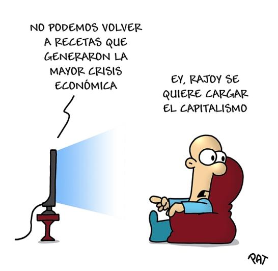 Rajoy recetas