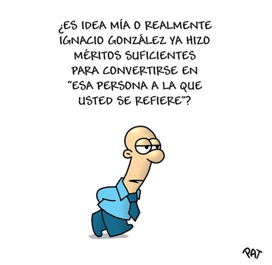Ignacio Gonzalez atico 2